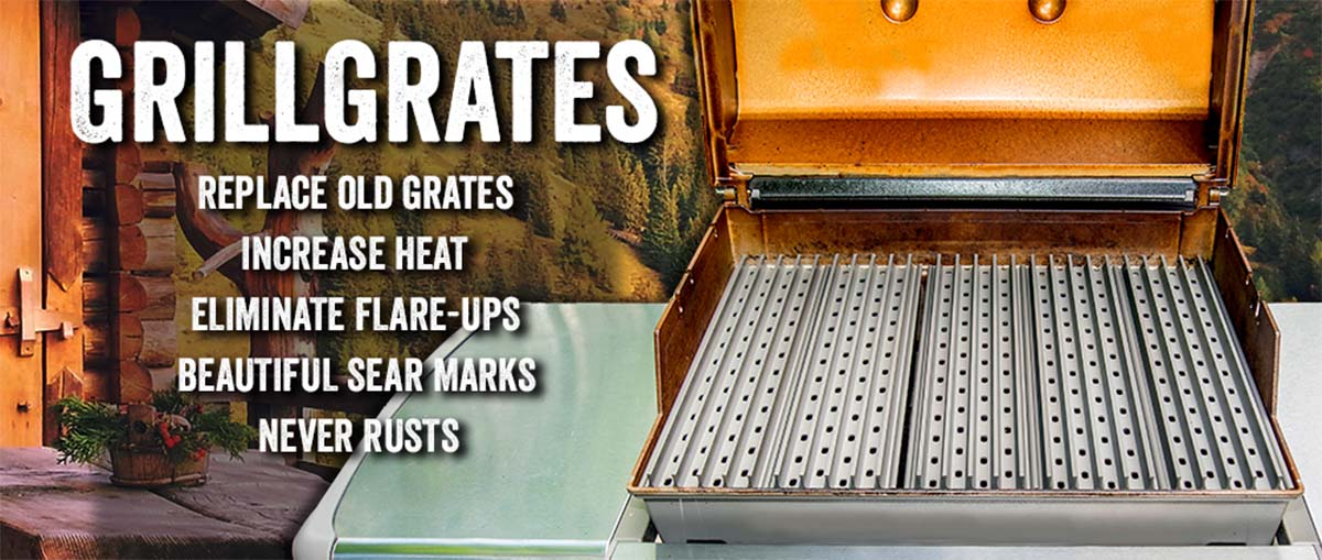 Replacement Sets of GrillGrates