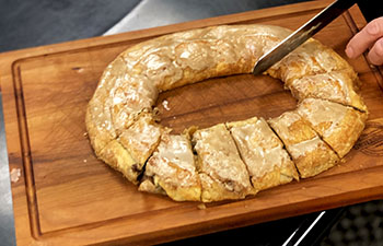 Grilled Kringle