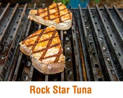 rock star tuna