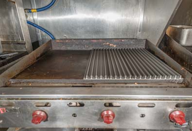 GrillGrates for flat tops