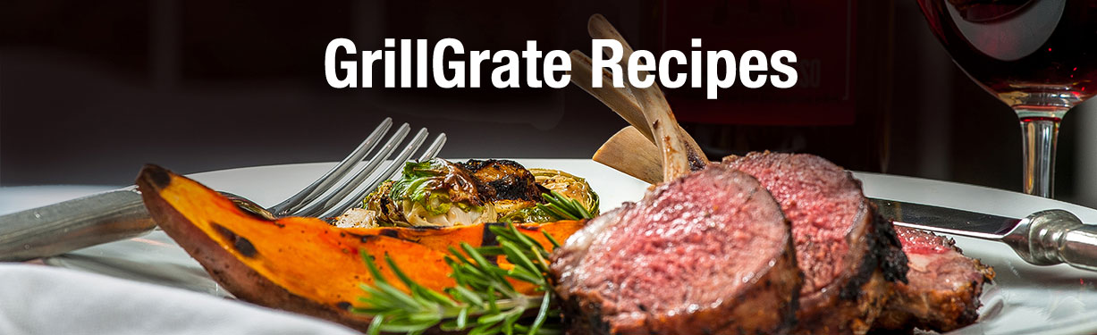 GrillGrate Recipes