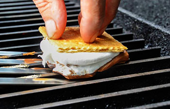 Grilled Smores