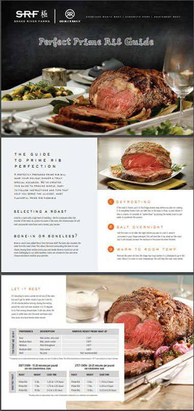 Prime Rib Cooking Guide
