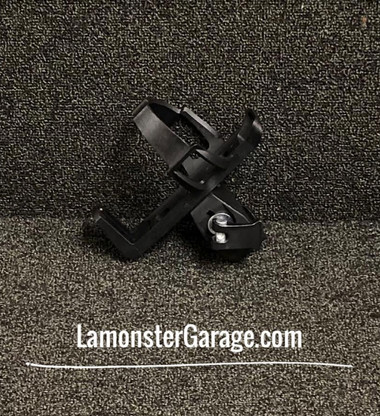Can-Am Spyder Drink Holder with Clamp (LG-2001) Lamonster Approved