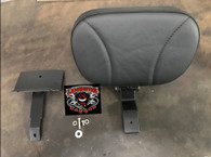 Lamonster Ultimate F3 Passenger Backrest (Black Stitching)