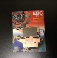 High Performance EBC Fully Sintered Rear Brake Pads (All Spyder 2013-17)