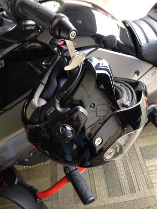 Lidlox Helmet Lock Lamonster Approved