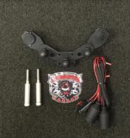 Monster Mount Triple - Dual Power Plates - RT Models