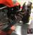 F3 Black Dymond Gripper Highway Brackets - Pegs (LG-1096-1007)