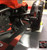 F3 Black Dymond Gripper Highway Brackets - Pegs (LG-1096-7567)
