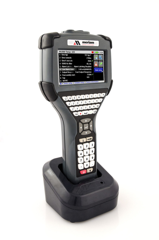 Meriam MFC5150 Handheld HART Communicator