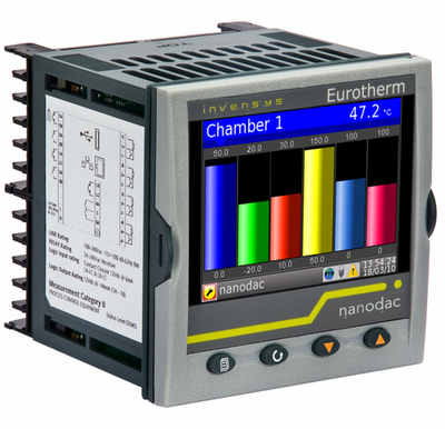 Eurotherm nanodac Recorder / Controller