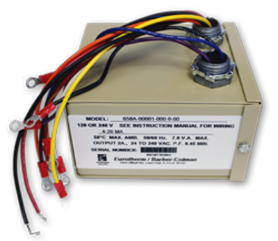 Eurotherm Barber-Colman 658A Current to Position Converter