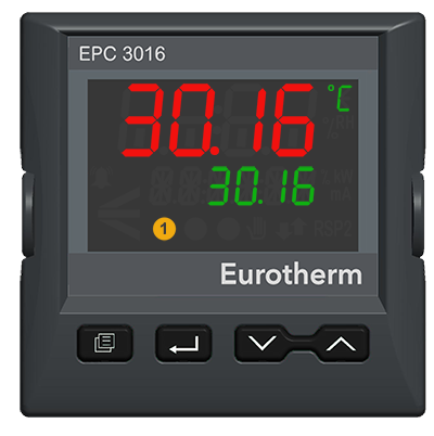 EPC3016 1/16 DIN Process and Temperature Controller