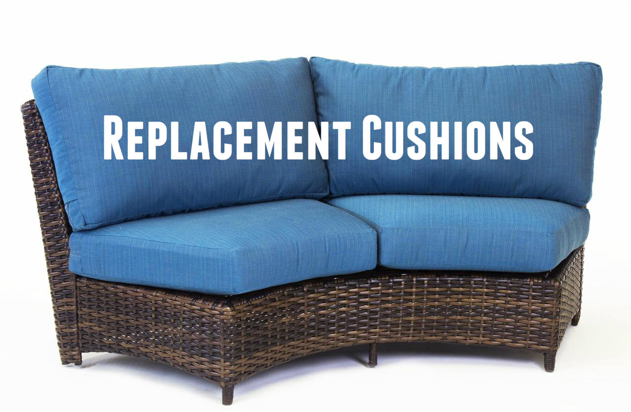 Replacement Cushions For South Sea Rattan Saint Tropez