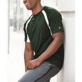 B-Core Hook Short-Sleeve 2-Tone Performance T-Shirt