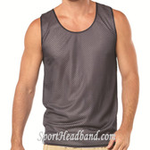 Pro Mesh Reversible Tank for play or Practice