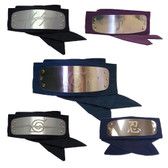 Naruto Ninja Costume  headbands OFFICIALLY LICENSED