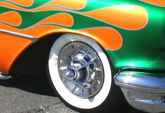 57 Caddy Wheel Covers / 1957 Cadillac Hubcap Photos