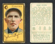1911 T205 Gold Border John Flynn Pittsburgh Pirates Very Good 055