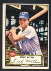1952 Topps Baseball # 006 Grady Hatton Cincinnati Reds VG