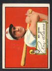 1952 Topps Baseball # 064 Roy Sievers St. Louis Browns VG