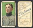 1909 T206    Hoffman, Izzy  Portrait  Providence (ML) Fair 215