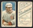 1909 T206    Herzog, Buck  Sweater  Boston Braves  Fair 209