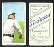 1909 T206     Delehanty, Jim   Follow Thru   Washington  Good 122