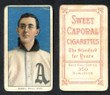 1909 T206     Barry, Jack   Portrait   Philadelphia Athletics  Good 020