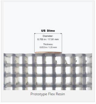 ApplyLabWork Prototype Flex Resin