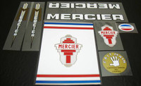 Mercier Decal Set (sku 1130)
