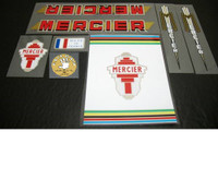 Mercier Foil Decal Set (sku 1131)
