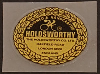 Holdsworth Seal Decal