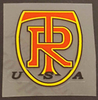 Ritchey USA Head Badge Decal - Choose Colors