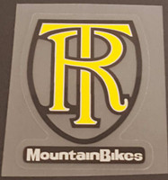 Ritchey Mountain Bikes Head Badge Decal