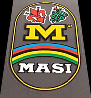 Masi Head Badge Decal