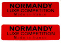 Normandy Component Decal Set of 2 (sku 733)