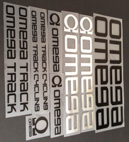 Omega Track Decal Set