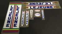 LeJeune Decal Set