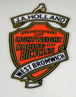 J.A. Holland Badge (sku 348)
