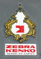 ZebraKenko  Head Badge (sku 717)