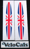 Falcon Seat Stay Decals Set of 2 (sku 740)