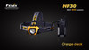 Fenix HP30 LED Headlamp 3