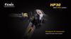 Fenix HP30 LED Headlamp 60 Degree Tilt Head