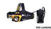 Fenix HP30 LED Headlamp Orange2