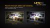 Fenix LD12 LED Flashlight - 2017 Edt Neutral White