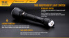 Fenix TK47 Dual-Purpose LED Flashlight Features