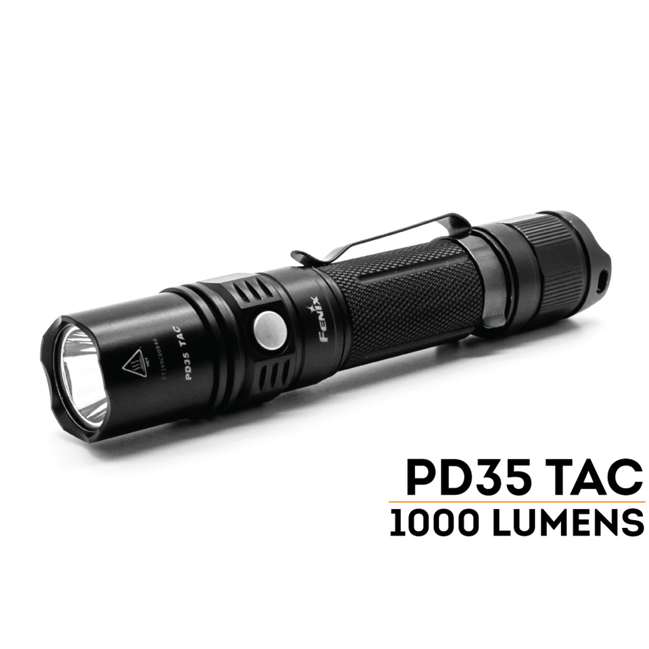 Fenix UC35 Rechargeable LED Flashlight - Fenix Outfitters