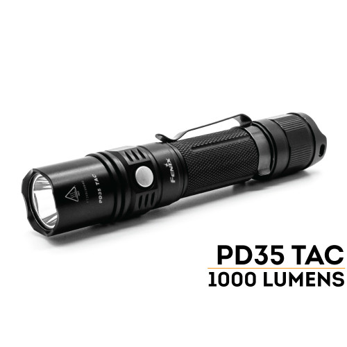 Fenix PD35TAC LED Flashlight - Tactical Edition